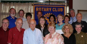 Rotary Club Induction Dinner at Sapori's Avon Lake
