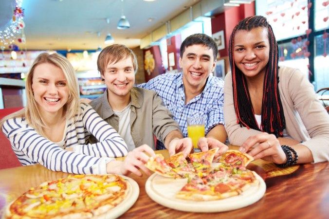 pizza rotary