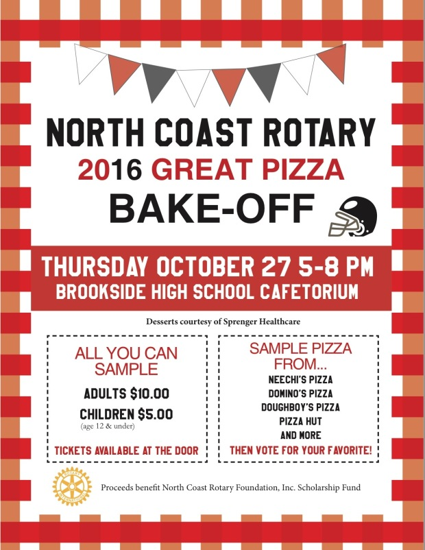Great Pizza Bake-Off