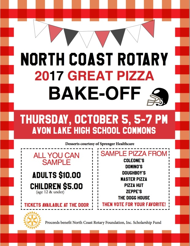 2017 Rotary_ALHS_Pizza Bake Off_Fall Flyer_2017