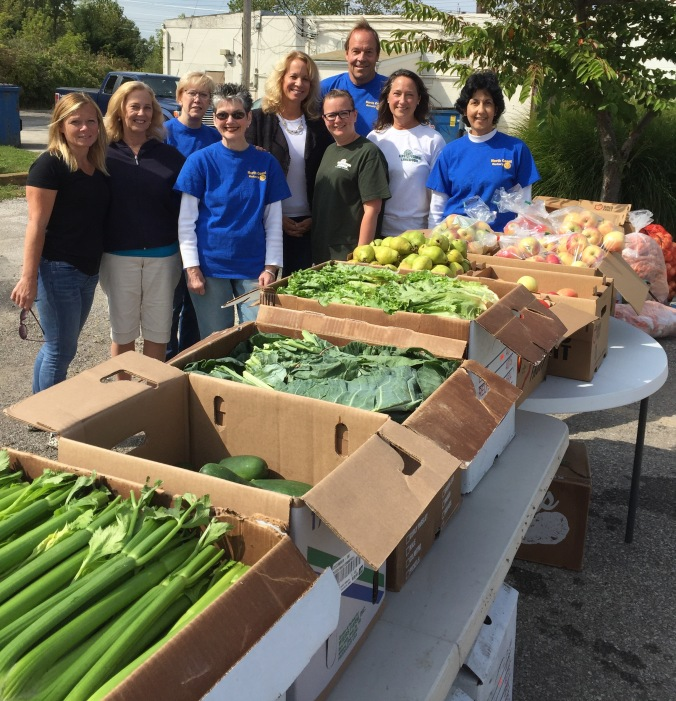 Farmers Market for CRS
