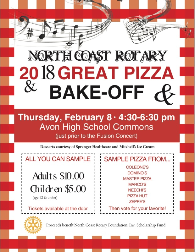 Rotary_Winter_Pizza Bake Off_Flyer_2018